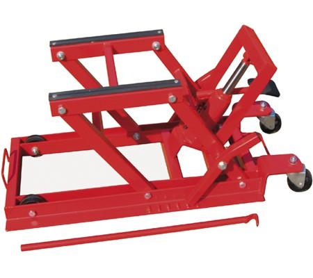 Elevador hidráulico de motos, 680 kg (Art. 8389)