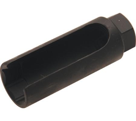 Llave de vaso con ventana para inyector y sonda lambda 22mm x 1/2