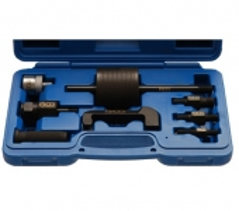 Juego 8 piezas de extracción de inyectores en CDI (Art. 62635)