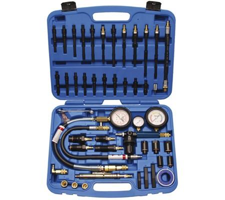 Test de compresión para motores de gasolina diesel y prueba de fugas (Art. 8401)