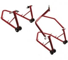 Elevador de motos, eje trasero y delantero (Art. 9243)