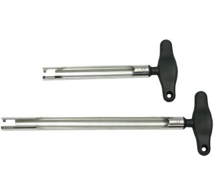 Juego 2 llaves para extraer bujias, 225 + 350 mm (Art. 65260)