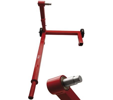 Elevador de motos, de un sólo lado, eje trasero (Art. 9244)