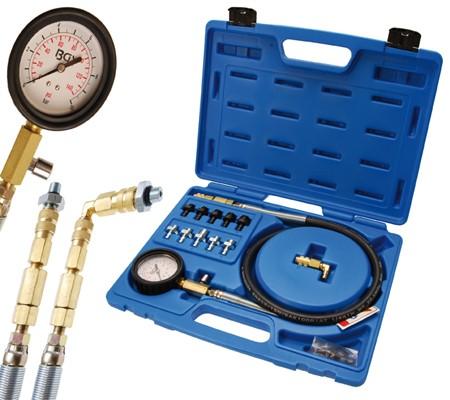 Test para la presión de aceite (Art. 8007)