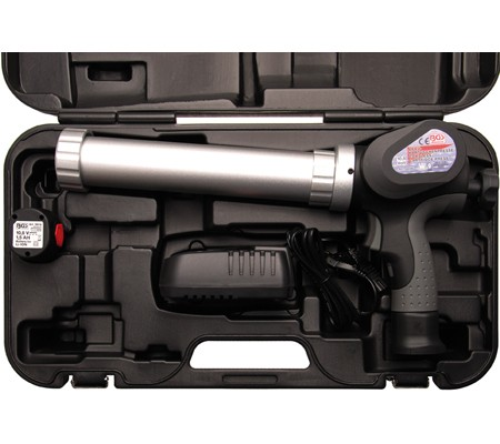Pistola de enmasillado inalámbrica profesional, bateria LI-ION, 10.8 V (Art. 8496)