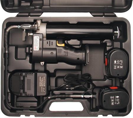 Pistola engrasadora con batería 12 V (Art. 3145)