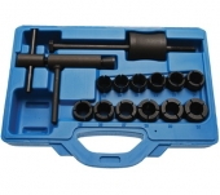 Juego 14 piezas de recolocadores de pistones de freno para motos (Art. 8242)