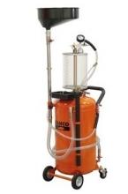 Aspirador con bandeja 90l. de aceite usado BAHCO