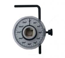 Goniómetro 1/2 para comprobación de ángulo de par, cabezal cuadrado (Art. 3084)