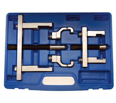 Juego 10 piezas de extractor de poleas (Art. 7770)