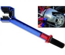 Cepillo de limpieza para la cadena de la motocicleta , 265 mm (Art. 8362)