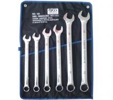 Juego 14 piezas de llaves combinadas XXL, extra largas, 21-32 mm (Art. 1229)