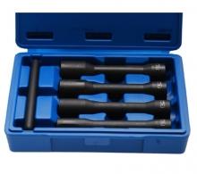 Juego 5 piezas vasos extractores en espiral, 150 mm (Art. 5262)