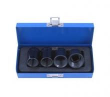 4 piezas 1/2 para extracción de tuercas antirobo de ruedas (Art. 5260)