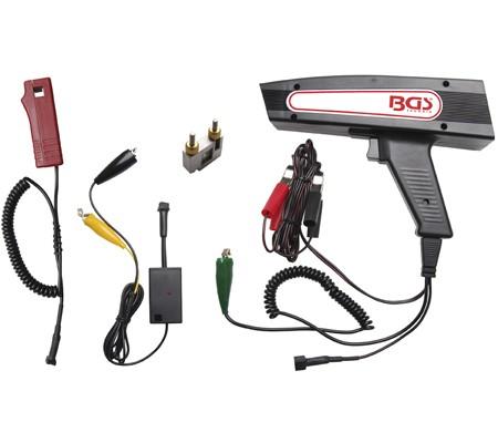 Pistola estroboscópica digital para motores de gasolina y diesel (Art. 40107)