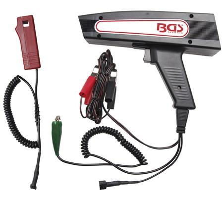 Pistola estroboscópica digital para motores de gasolina (Art. 40106)
