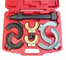 Compresor de muelles de suspensión, con 3 pares de garras (Art. 980)