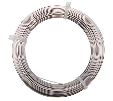 Cable de corte cuadrado para lunas, 50 m (Art. 8006)