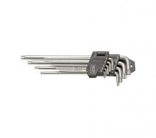 Juego 9 piezas de llaves Torx (T-Star) T10-50