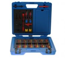 Juego 92 piezas de cables de prueba y sondas (Art. 2186)