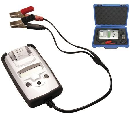 Analizador de carga de batería con impresora (Art. 2196)
